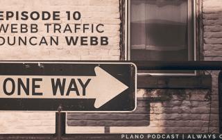 webb traffic podcast