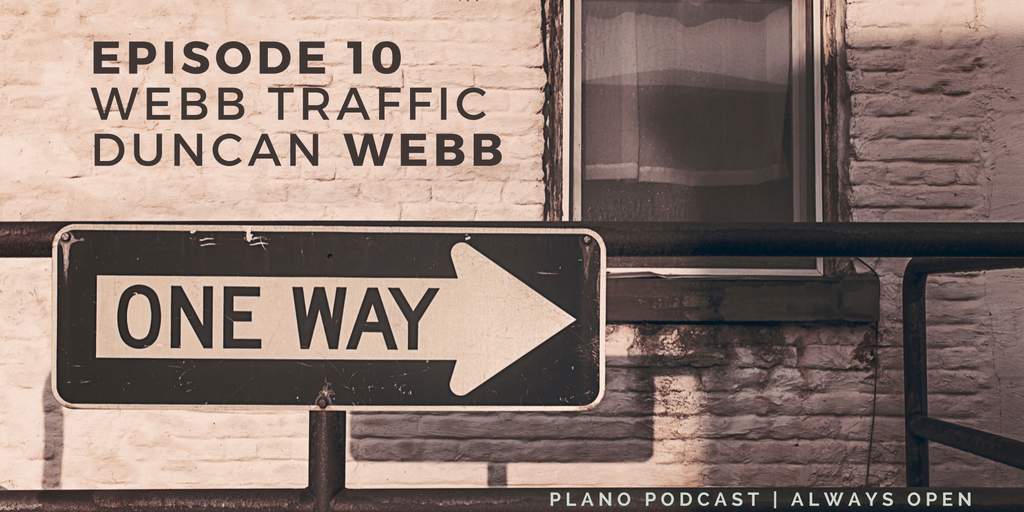 webb traffic podcast